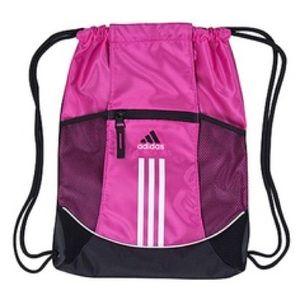 adidas 9336 Alliance II Sport Sackpack BHFO pink